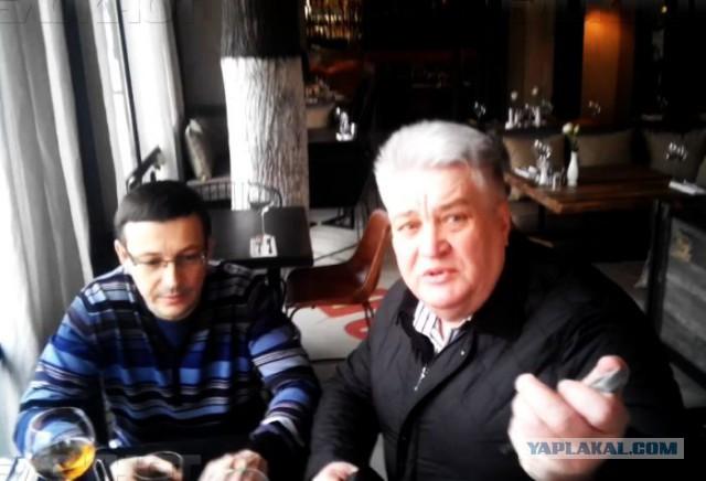 Осуждённого на семь лет чиновника заметили в воронежском кафе
