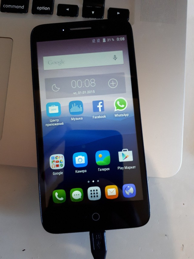 Продам Alcatel one touch pop3 СПб