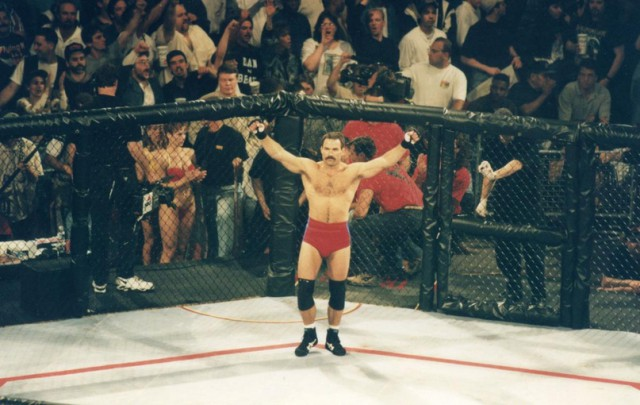 Раньше было круче — мясо и кровь первых турниров UFC