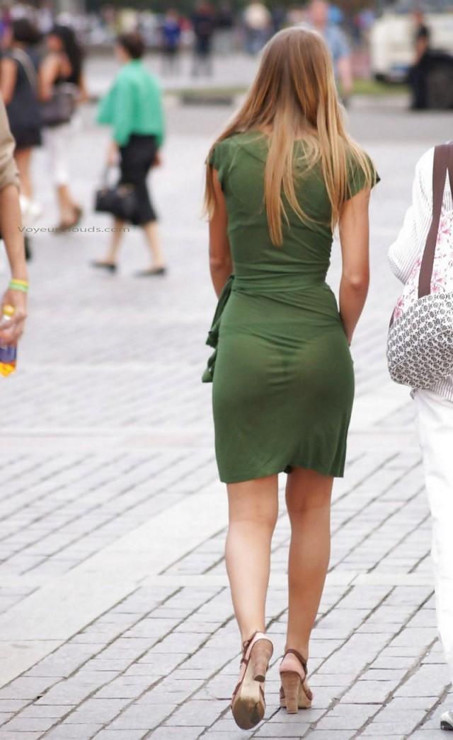 Платье просвечивает трусы моему