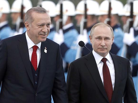 Эрдоган: Россия вернет Турции  млрд за поставленный газ