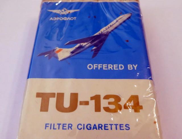 "Курим ""историю"": болгарские сигареты Стюардесса, Интер и Ту-134"
