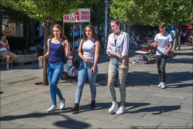 Сербские девушки