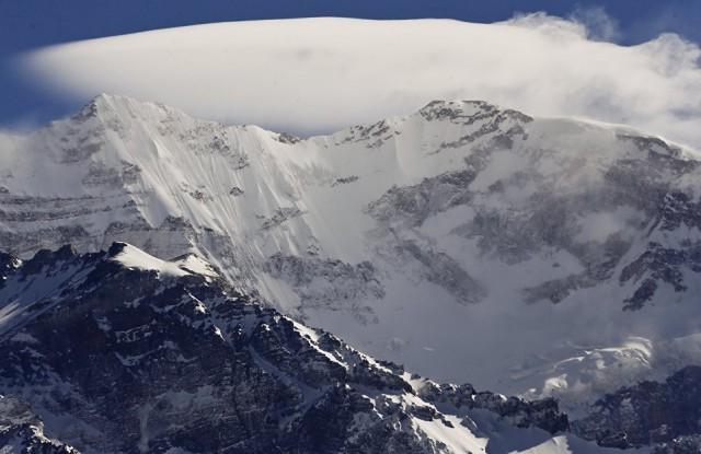 Две россиянки оказались в ловушке на самой высокой горе Южной Америки