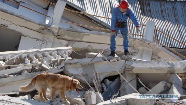 Россия предложила помощь пережившей землетрясение Италии. (С комментариями итальянцев)