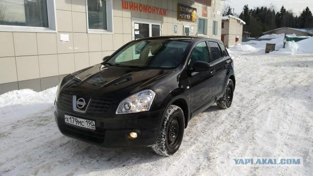 Продам Nissan Qashqai 2007