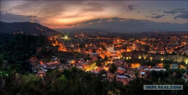 Тбилиси и Грузия сегодня