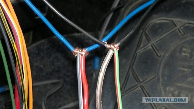 Фото №38 - подключение дхо на ВАЗ 2110