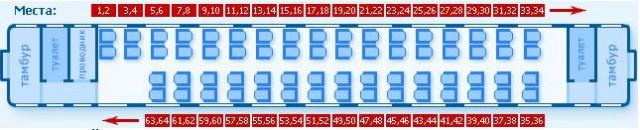 Схема сидячего вагона ржд 2с 104м брянск-москва7