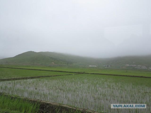 10 дней в КНДР. Посещение горы Пэкту