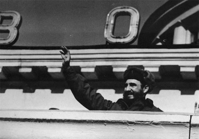 Самые яркие моменты путешествия Фиделя по СССР