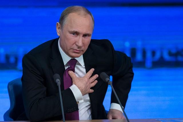 Путин пообещал отправить еды жителям Венесуэлы