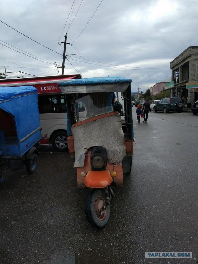 Маленькое путешествие по Грузии 2017