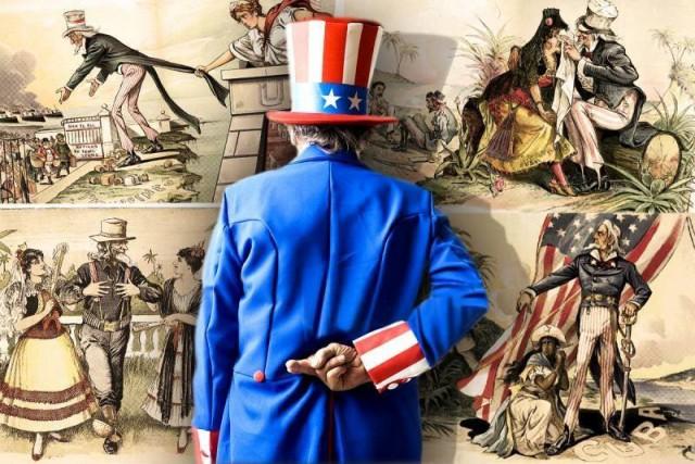 Первой американской государственной лжи стукнуло 120 лет
