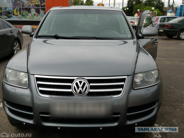 продам Volkswagen Touareg I