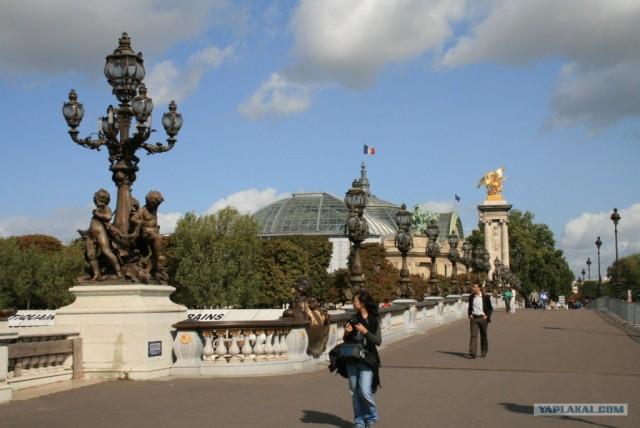 Мой Париж