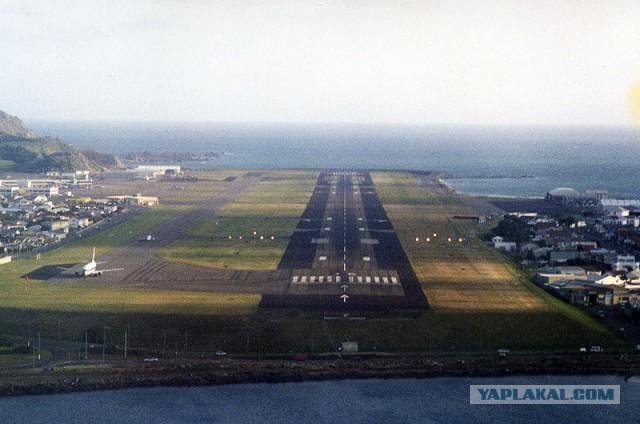 Международный аэропорт Веллингтон