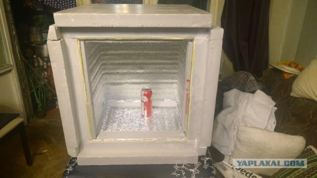 Автохолодильник для туризма своими руками