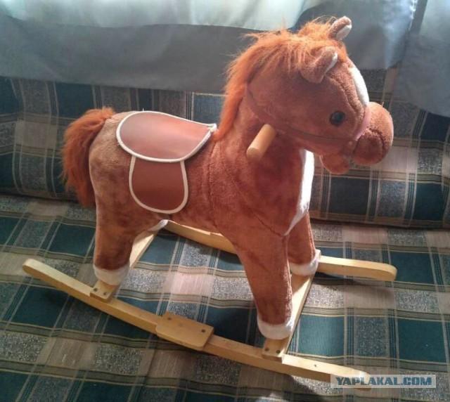 Подарю коня