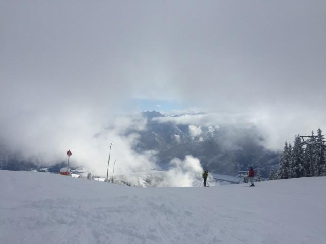 Горнолыжная поездка в Австрию (фотоотчет)