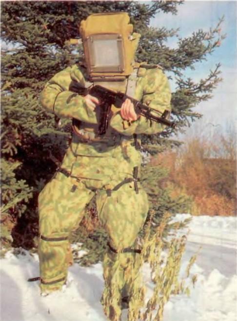 "Штурмовой бронекомплект ""Воин-1"""