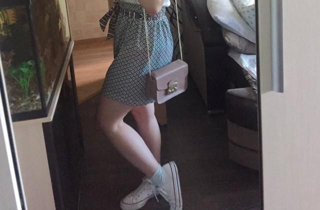 Жизнь – это модная юбка–шорты, а ты в ней – батины семейники
