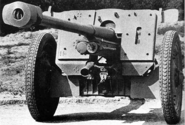 Почему советская пушка Ф-22 стала лучшим противотанковым орудием Вермахта