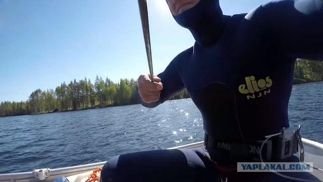 когда ехать в финляндию на рыбалку