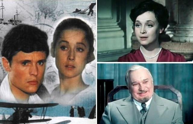 За кадром фильма «Два капитана»: Трагическая гибель режиссера и непростые судьбы актеров