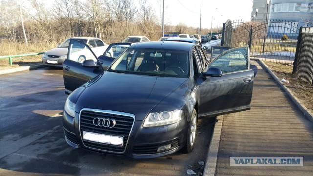 Продаю авто Audi 6