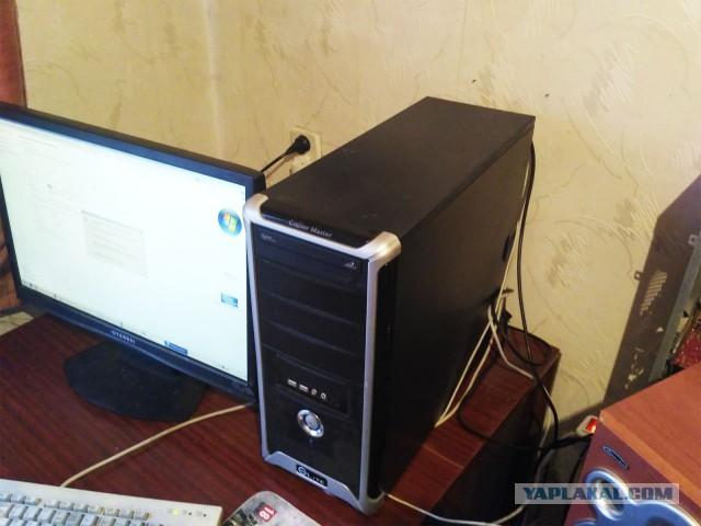 Продам компьютер средней млщности