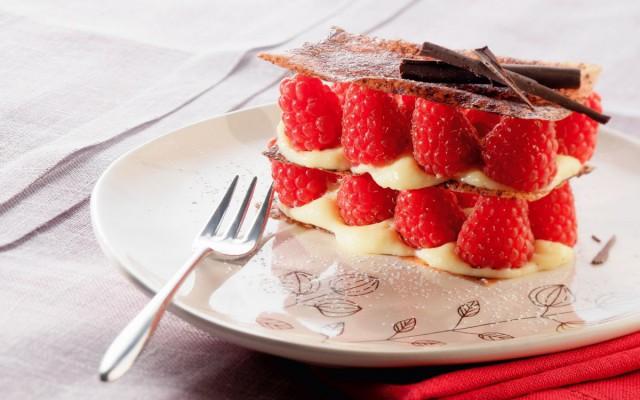 широкоформатные фото тортов