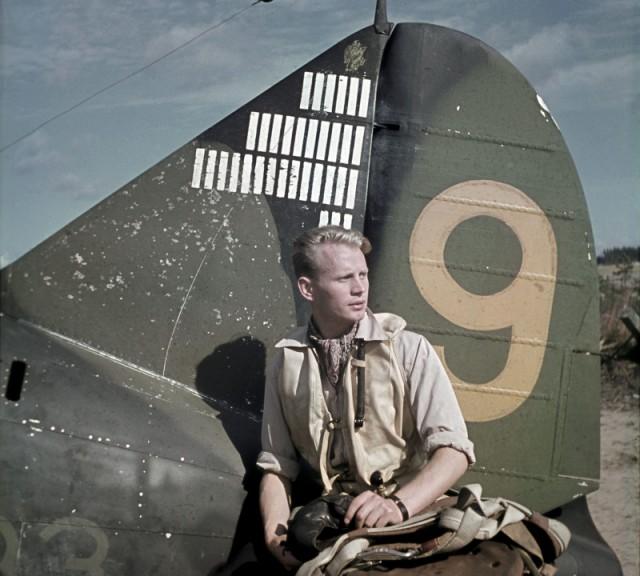 """""""Звёздочки"""" на бортах или другие отметки воздушных побед во Второй Мировой войне"""