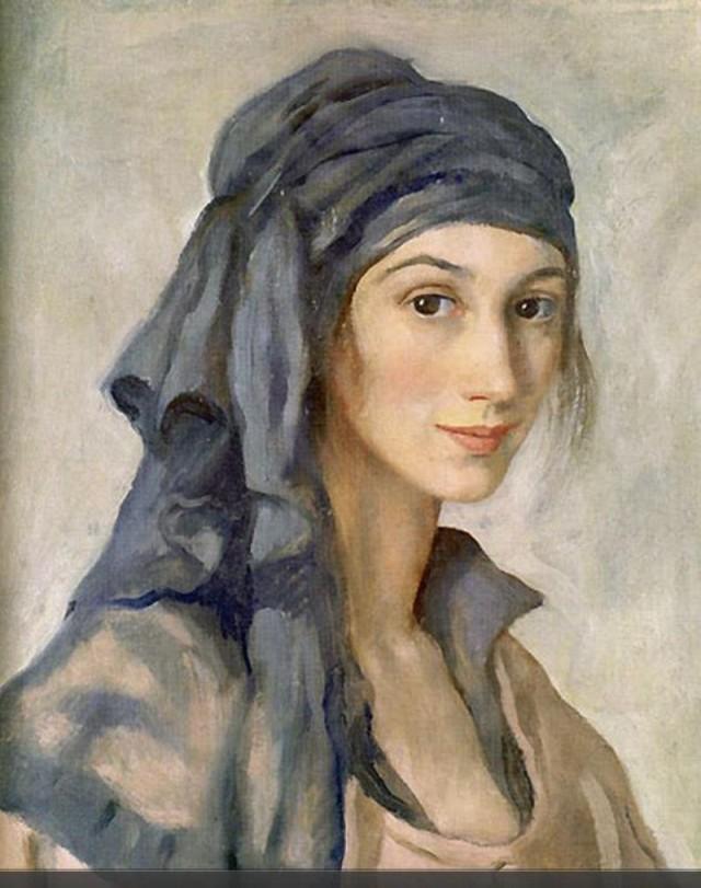 Картины Зинаиды Серебряковой. Женщины и эпоха