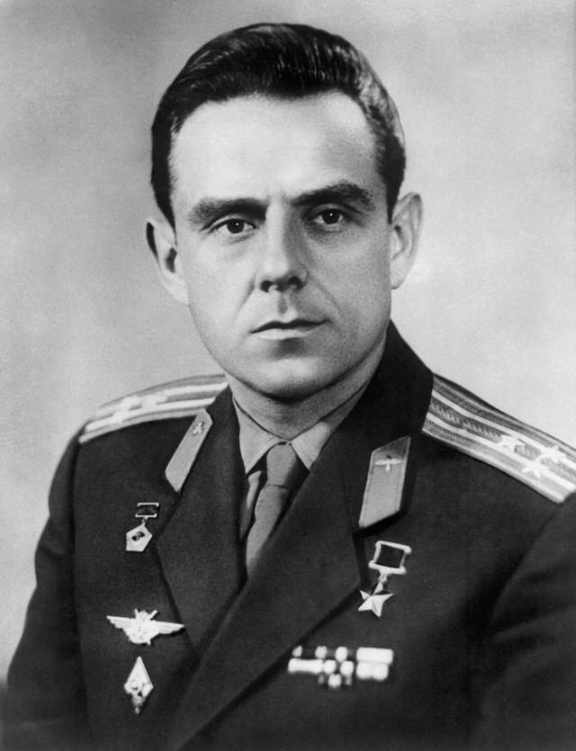 Владимир Комаров. Последний полет