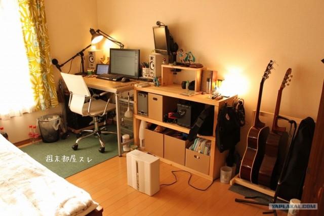 Комнаты японцев