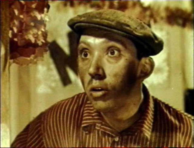 Любимые советские актёры. Первые роли в кино