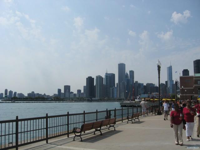 Чикаго: Часть 1. Navy Pier
