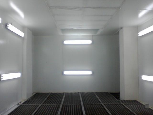 Светильники для гаража своими руками