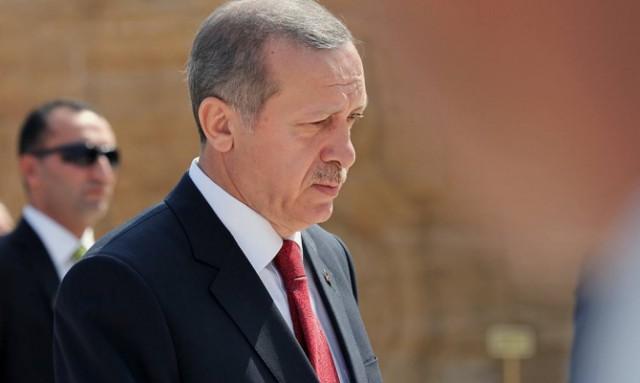 Эрдоган заявил о найденных обломках Су-24