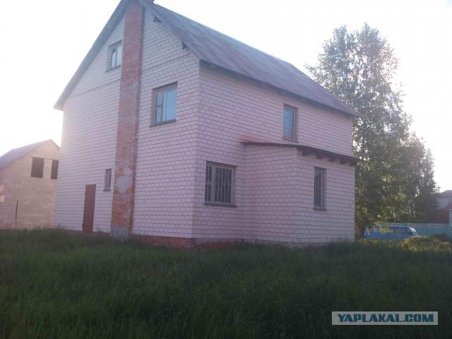 Стройка -перестройка дома