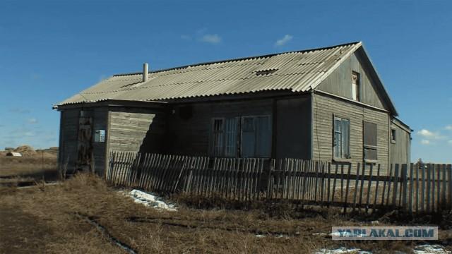 Жители российской деревни предложили присоединить ее к Казахстану