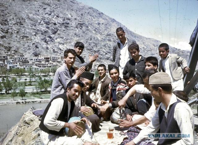 Раритетные фотографии Афганистана