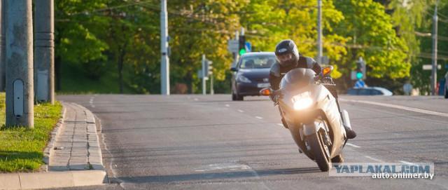 10 правил, которые спасут жизнь мотоциклисту