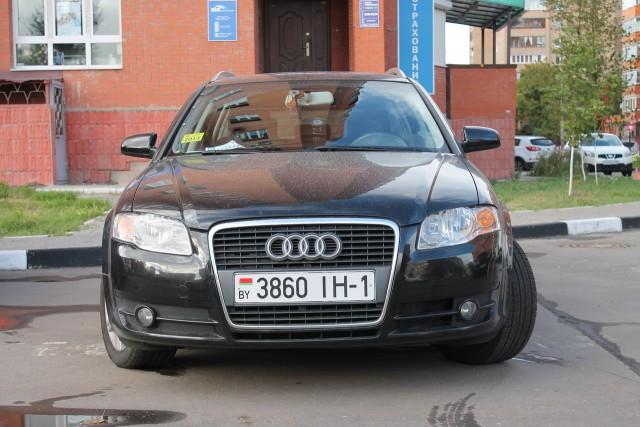 Продам Audi A4 B7 Avant 2008