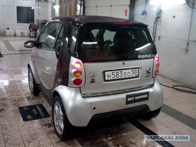 Продам Авто Smart 195000 руб.