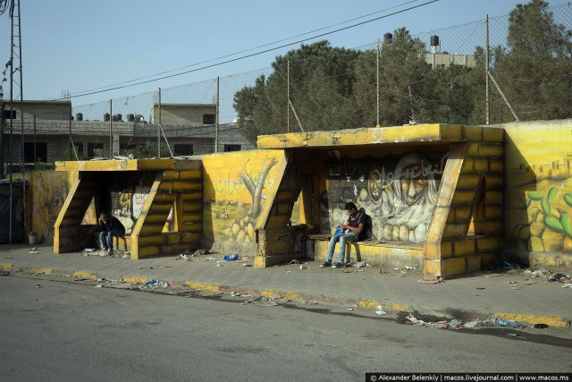 Ад и Израиль: как выглядит Иерусалим со стороны арабов