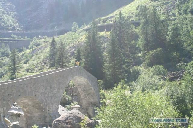 Чертов Мост. 210 лет спустя