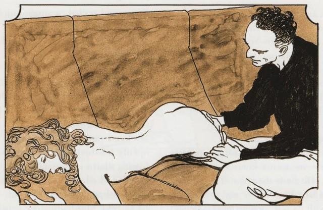 Мастер эротического комикса