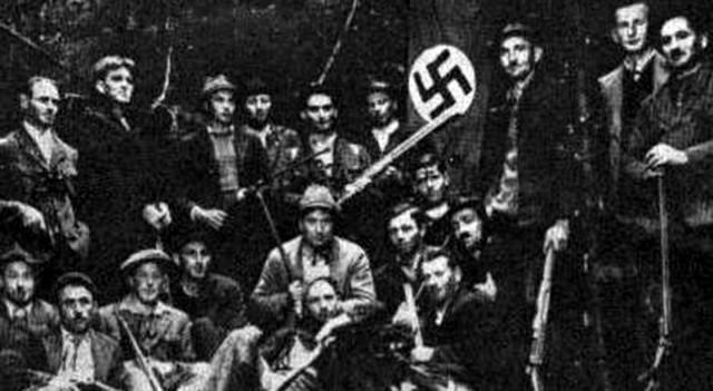Нацисткие «партизаны»: Почему «вервольфы» не смогли...
